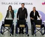 DIF de Morelia Hace Entrega de Apoyos a Grupos Vulnerables