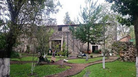 Recibe el ex Convento de Tiripetío Trabajos Para su 2° Exposición de Invierno