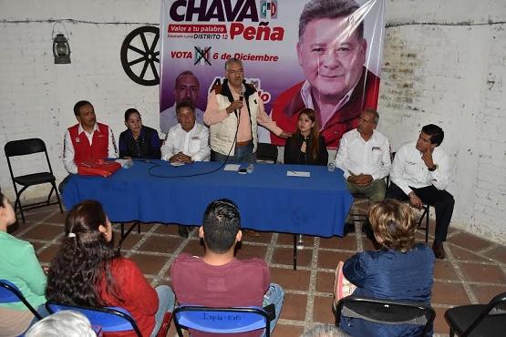 Maestros del FECyS, se Suman a la Campaña de Chava Peña en Hidalgo