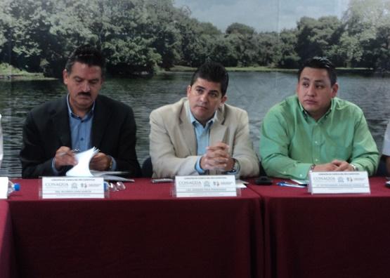 Agilizan Trabajo por la Conservación Dela Cuenca del río Cupatitzio