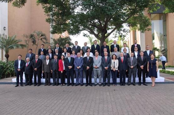 Michoacán, Presente en la lV Reunión Nacional de la CPCE-F