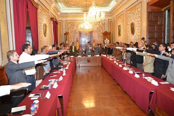 Instala Alfonso Martínez el Consejo Municipal de Ecología