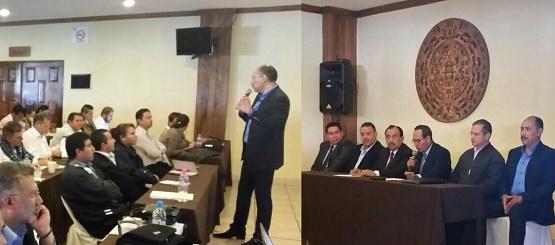 Auditor Superior de Michoacán Inaugura Capacitación Sobre Obra Pública Municipal en Zamora