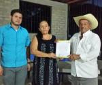 Dan Posesión a 5 Jefaturas de Tenencia en Huetamo