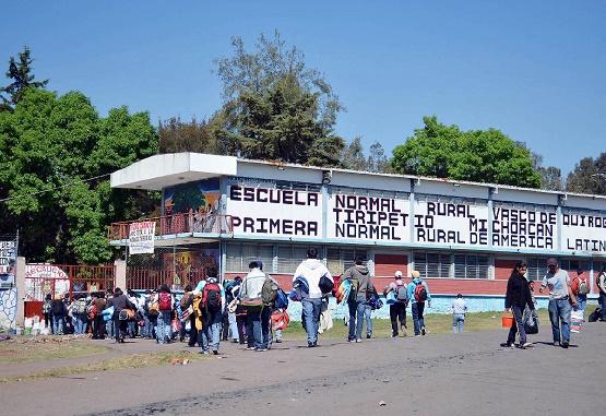 Para Evitar Confrontación Gobierno no Procede a Catear Escuelas Normales