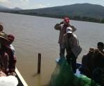 Continúan Acciones de Preservación del pez Blanco