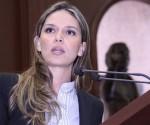 Notable Mejoría en la Secretaría de Seguridad: Daniela de los Santos