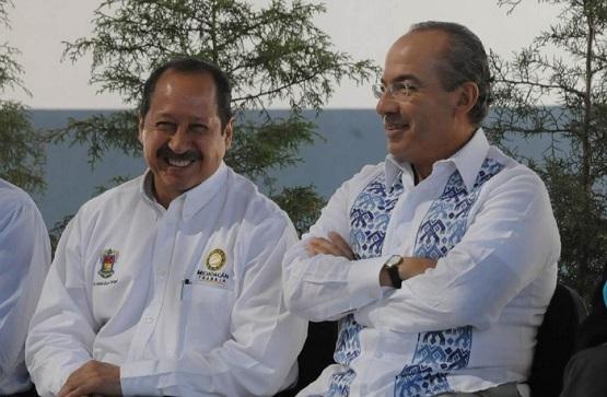 Anuncia Leonel Godoy Demanda Contra Felipe Calderón