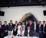 Acuerdan Salvador Jara Guerrero y Legisladores Federales del PRI Impulsar Proyectos de Desarrollo Para Michoacán