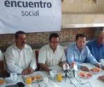 Exige PES Reimpresión de Boletas; no Presentará Candidato a Gobernador