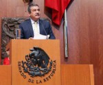 Urge Morón a Restablecer el Orden Constitucional en Michoacán
