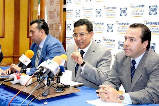 No Puede ser Gobernador del Estado Quien Haya Recibido Recursos del Crimen Organizados: PAN