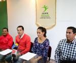 CECUFID Presentó Convocatoria Para el Desfile Deportivo del 20 de Noviembre en Morelia