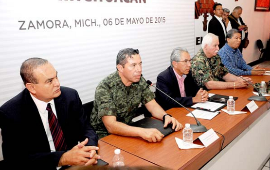 Grupo de Coordinación Michoacán Continúa con el Monitoreo del Proceso Electoral