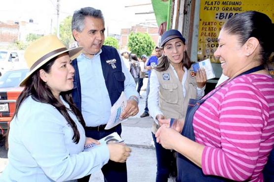 Necesario Garantizar Respeto a Niñas, Niños y Adolescentes: Paulina Torres