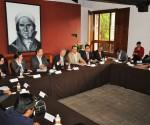 En Michoacán se Sientan las Bases Para Heredar Orden en las Finanzas Públicas: SJG