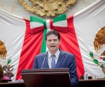 Presenta Alfonso Martínez Iniciativa en Materia de Seguridad Pública