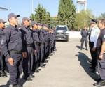 Presenta SSP Michoacán a Nuevos Elementos Policiacos Como Integrantes de Seguridad Ciudadana