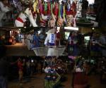 Con Desfile en Playa del Carmen Inician las Actividades del 9° Festival de Tradiciones de Vida y Muerte a Celebrarse en el Parque Xcaret