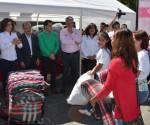 """Arrancan DIF Morelia Campaña """"Dale Calor a una Familia, Donando una Cobija"""""""