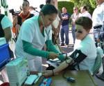 Arranca Caravana de Salud en Morelia