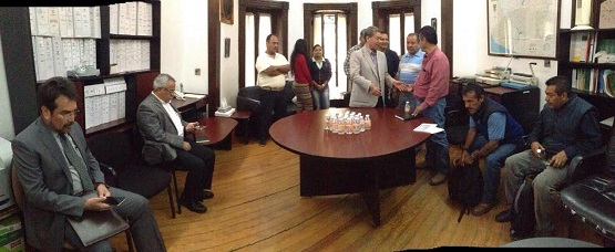 Gobierno del Estado y CNTE Analizan la Iniciativa de Ley de Pensiones