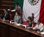 Remiten a Comisiones Propuesta de Ley de Ingresos de Charapan