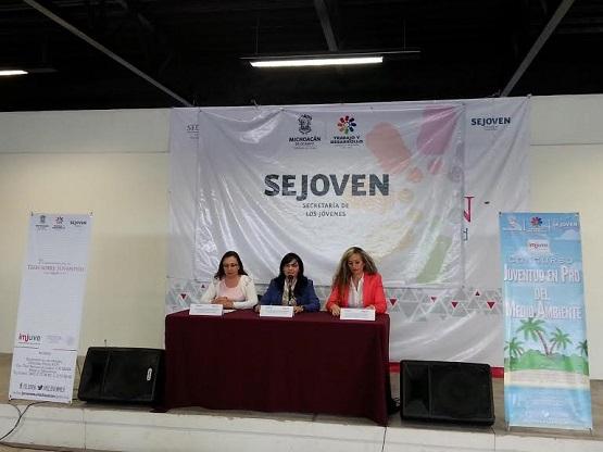 Presenta Sejoven más Convocatorias Para la Juventud