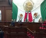 Transparencia, Diálogo y Continuidad de Trabajos, Compromete el Secretario de Seguridad Pública a Congreso del Estado