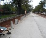 Concluye Obras Públicas Suministro de Concreto Hidráulico en Calzada Juárez