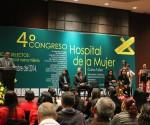 Inauguran Autoridades de SSM Cuarto Congreso Internacional del Hospital de la Mujer