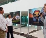 Inauguran Edificio Corporativo de la Administración Portuaria Integral de Lázaro Cárdenas
