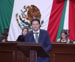 Regulación de Marchas Permitiría Iniciar Reconstrucción de Desarrollo Social y Turístico de Michoacán: Alfonso Martínez