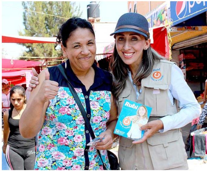 Felicita Rubí Rangel a las Madres de Familia en su Día