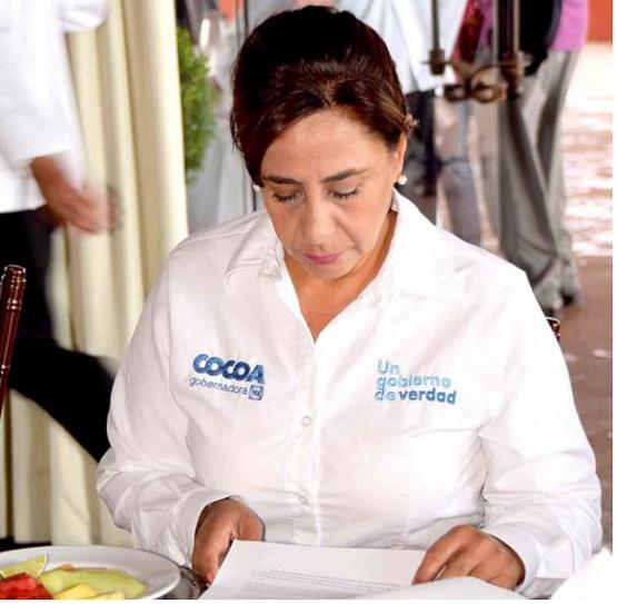 Presenta Cocoa Calderón las Mejores Propuestas de Solución Para Sanar las Finanzas en Michoacán