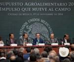 Recibirá Michoacán 511.1 mdp en 2015 del Programa Especial Federal Para el Campo