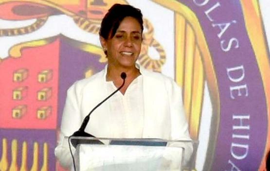 Luisa María Calderón se Pronuncia Nicolaita
