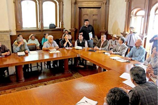 Importantes Avances en Mesas de Trabajo Para Atender Demandas del Frente Cívico Social