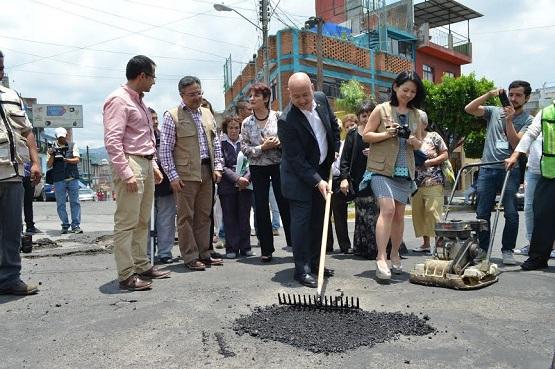 Empresas Morelianas se Unen con Ayuntamiento Para Tapar Baches