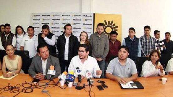 Regreso de Godoy, Atentado a la Inteligencia de los Michoacanos
