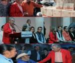 Salvador Jara da Inicio a las Caravanas de Invierno 2014
