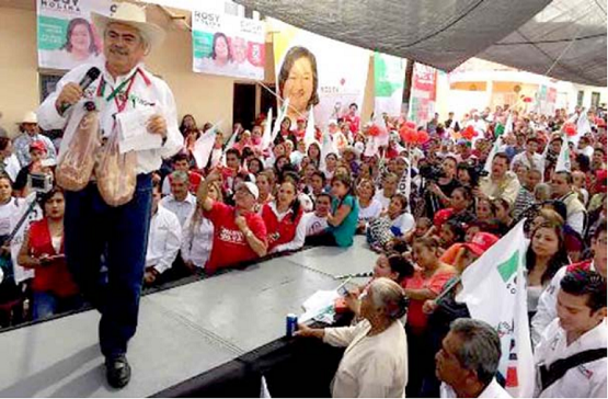 Michoacán, un Estado Rico, Pero Saqueado por Perredistas: Chon