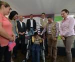 """Impacto Social en Tacícuaro con la Caravana """"Unidos por tu Bienestar"""""""