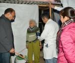 Ayuntamiento Realiza Operativo Para Auxiliar a Personas en Situación de Calle por Bajas Temperaturas