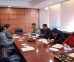 Reunión Interinstitucional del Colegio de Bachilleres de Michoacán y del Estado de México