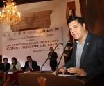 Destaca César Chávez Garibay Aportaciones del Curso: Constituciones de México: Constitución de 1814