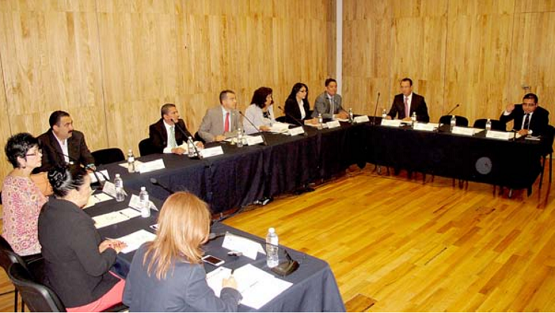 Michoacán Pionero en la Construcción del Sistema de Indicadores de Desempeño del Nuevo Sistema de Justicia Penal