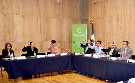 Solicita Dip. Olivio López Informe de Avances en Implementación del Sistema de Justicia Penal en Morelia y Zitácuaro