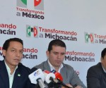 Registran Coalición PRI, PVEM y NuevaAlianza en Michoacán