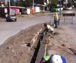 Inicia Obras Públicas Construcción de 2ª Etapa en Vialidades Nogal y Nanche